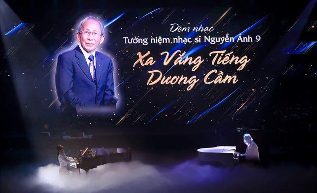 Đêm nhạc 'Xa vắng tiếng dương cầm' - Thành công của những điều kỳ diệu