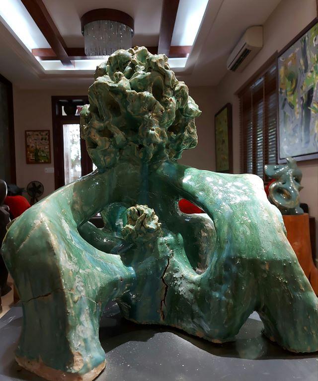 Siêu thực trong hội họa Đinh Phong (Kỳ 1)
