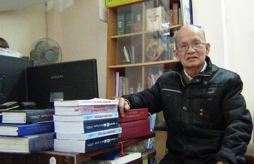 Thương tiếc nhà nghiên cứu Thy Hảo Trương Duy Hy
