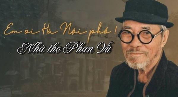 Phan Vũ và những bí mật về Hà Nội phố