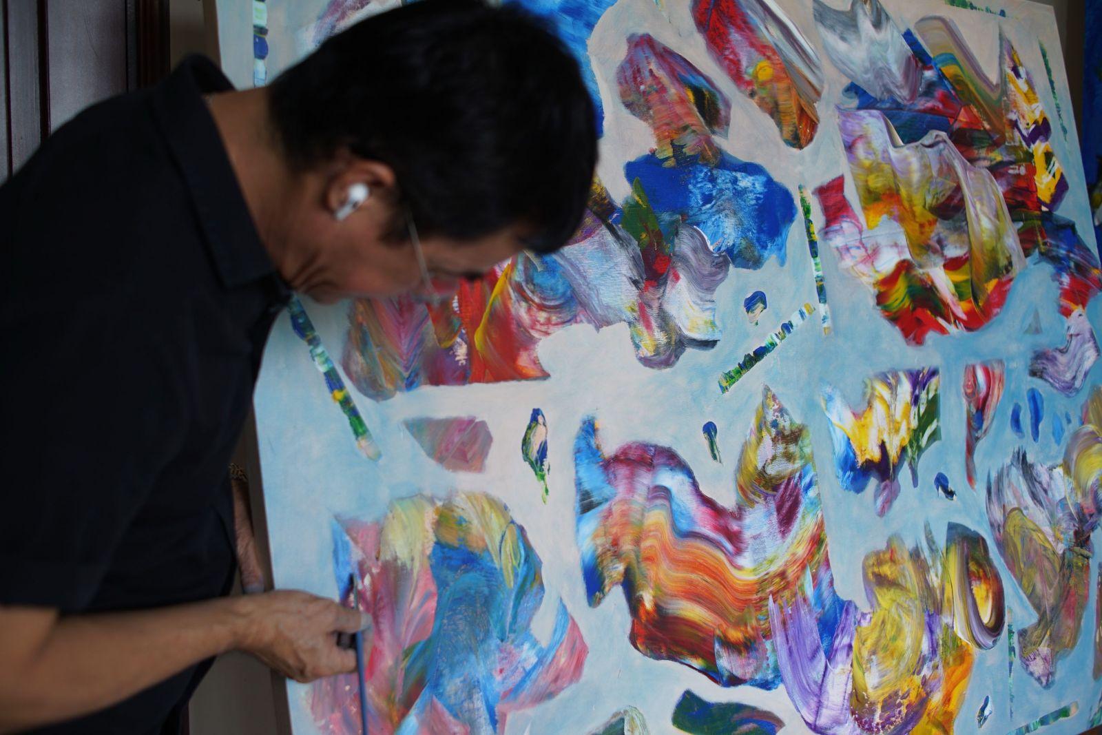 Đinh Phong, một ấn tượng nghệ thuật  (Kỳ 2)