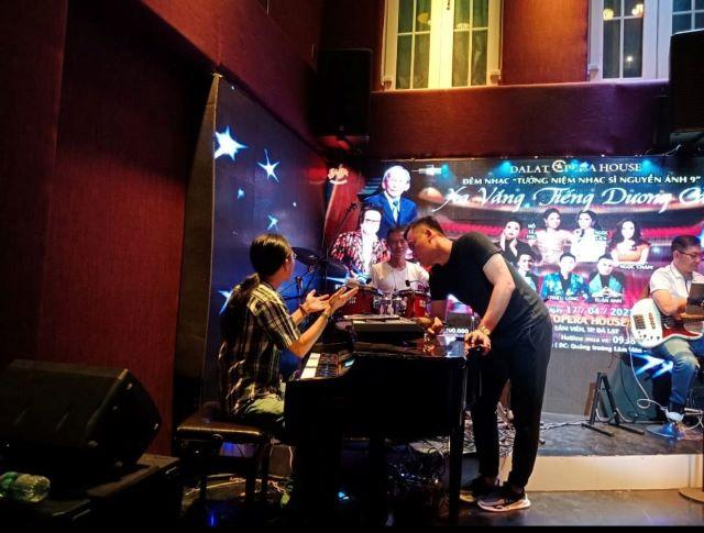 Ca sĩ Tuấn Anh và 'duyên lành' được gặp nhạc sĩ Nguyễn Quang
