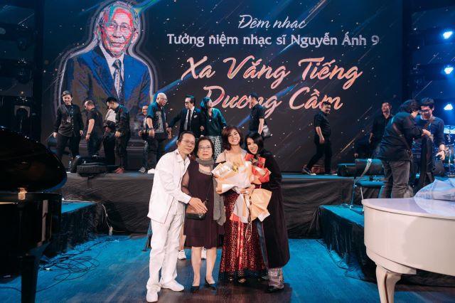 'Bão tố' khi Nguyễn Quang làm đêm nhạc Nguyễn Ánh 9