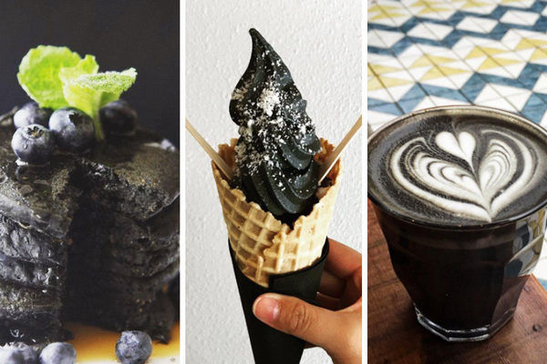 Điểm qua 10 món ăn siêu hot trong giới trẻ từ tinh than tre đen tuyền