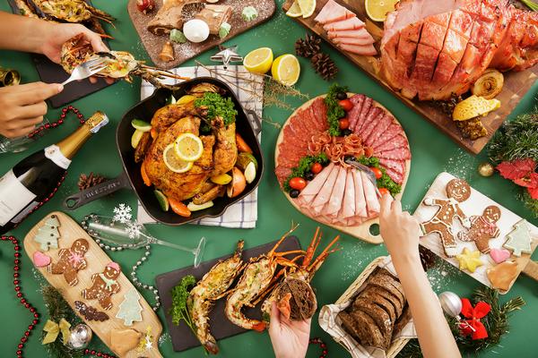 Sự khác biệt trong các món ăn truyền thống đêm Giáng sinh trên khắp thế giới