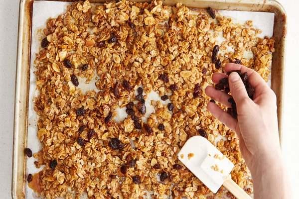 Granola – món ăn không thể thiếu trong chế độ Eat Clean (phần 1)