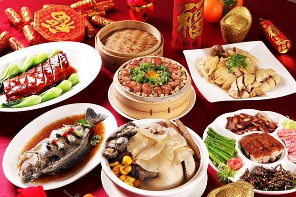 Những món ăn đem lại vận đỏ trong dịp Tết của các nước Châu Á