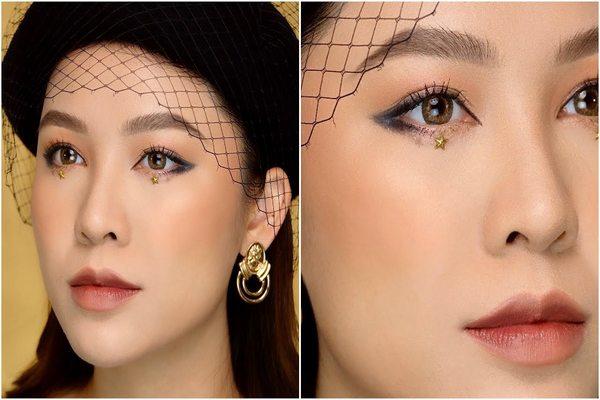 """Những layout makeup xinh cho các nàng """"diện"""" trong dịp Tết"""