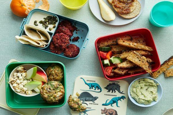 Xắn tay vào bếp với những ý tưởng tuyệt vời này cho lunch box của bé