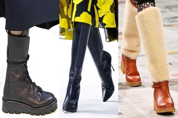 """Những đôi giày sẽ """"làm mưa làm gió"""" mùa đông này"""