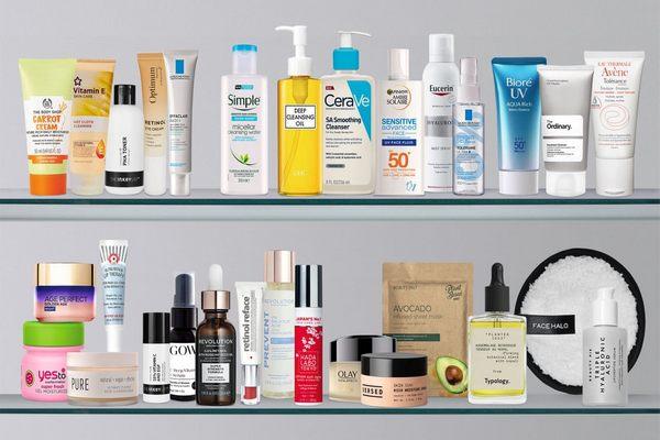 Bỏ túi ngay những sản phẩm chăm sóc da mặt toàn diện giá rẻ (phần 1)