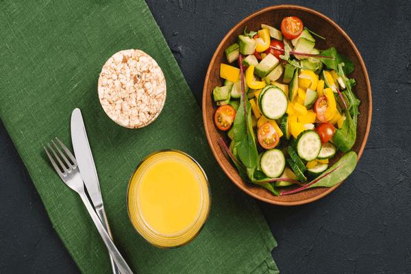 """""""Khăn gói lên đường"""" đi dã ngoại với những món salad vừa hấp dẫn vừa tiện lợi (phần 1)"""