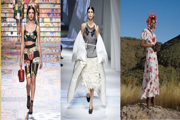 Đón chờ xu hướng thời trang mùa xuân 2021