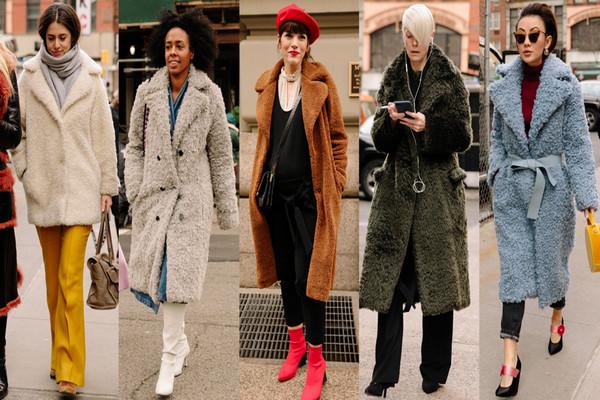 Những chiếc áo khoác nhất định phải có trong mùa đông này (phần 2)