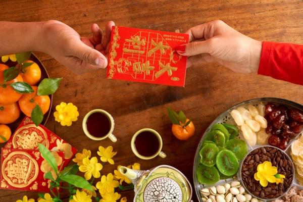 Lì xì đầu năm - nét đẹp truyền thống của dân tộc Việt