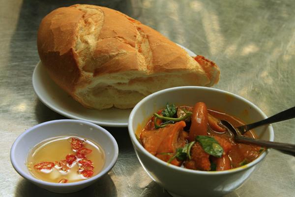 5 món bánh mì chấm gây thương nhớ cho người dân Sài Gòn