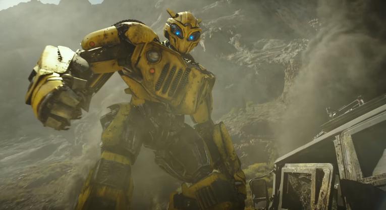 Phần ngoại truyện của chú robot hoa tiêu Bumblebee vừa tung trailer hấp dẫn