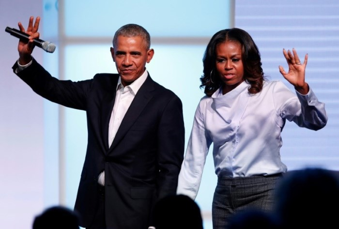 Vợ chồng cựu Tổng thống Obama tham gia sản xuất phim với Netflix