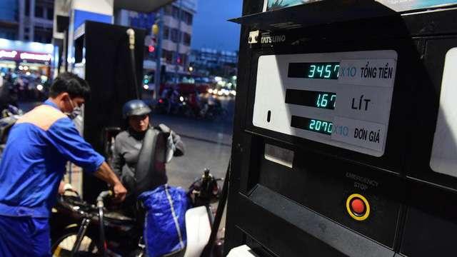 15h, xăng dầu đồng loạt tăng giá lần 2 trong tháng