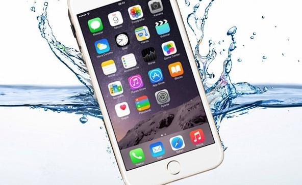 """Ứng dụng """"cấp cứu"""" khi iPhone vô nước"""