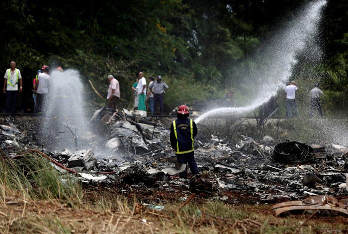 Hơn 100 hành khách có thể đã thiệt mạng trong vụ rơi máy bay ở Cuba