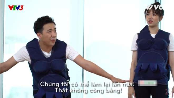 """Hari Won: """"Cuộc đời tôi làm gì cũng sai, chỉ có lấy Trấn Thành là không sai"""""""