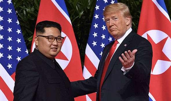 """Tổng thống Mỹ tuyên bố: """"Mối đe dọa hạt nhân Triều Tiên không còn nữa"""""""