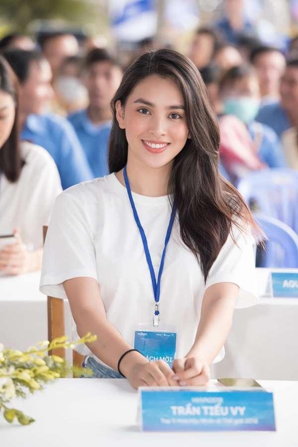 Hoa hậu Trần Tiểu Vy là người gốc Quảng