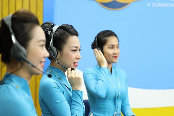 Vietnam Airlines ra mắt dịch vụ telephone check-in lần đầu tiên có mặt tại Việt Nam