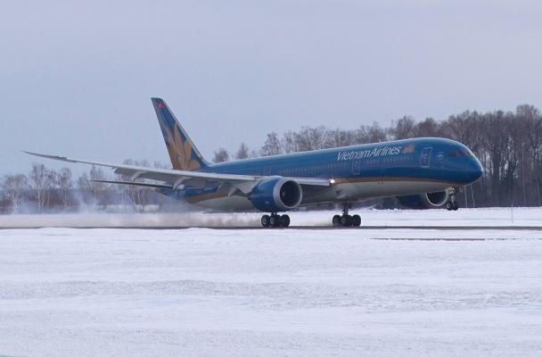 Vietnam Airlines chuyển tất cả hoạt động khai thác sang sân bay Sheremetyevo (Nga)