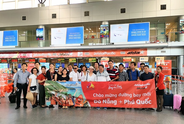 Jetstar Pacifc mở thêm 2 đường bay Đà Nẵng – Phú Quốc và Thanh Hóa