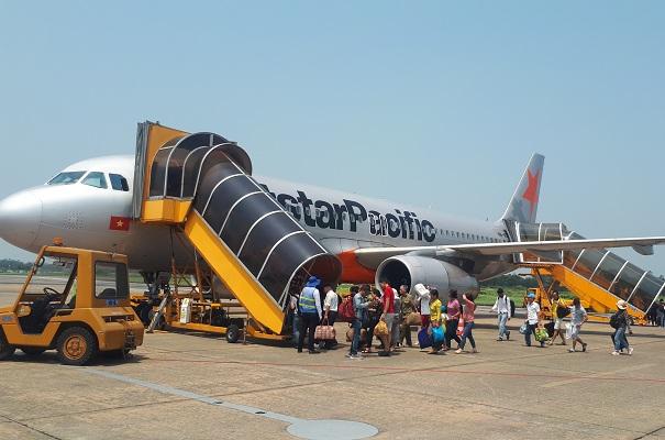Hàng không giá rẻ Jetstar Pacific cất cánh giữa Vinh – Đà Nẵng