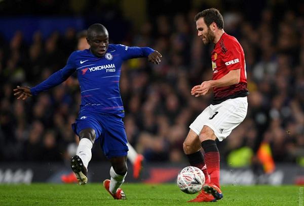 Highlights trận đấu Chelsea 0-2 MU: 2 cú đánh đầu siêu hạng