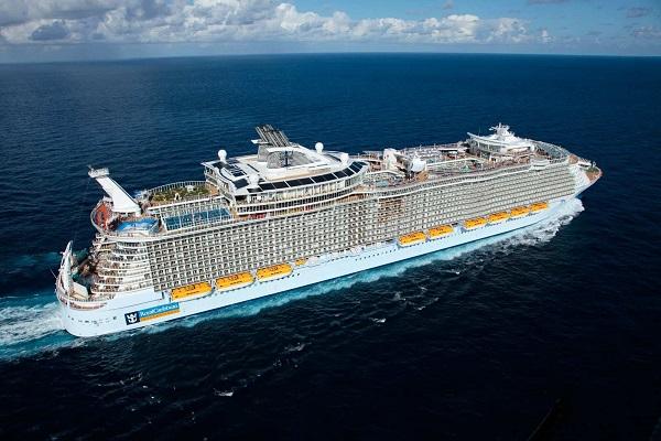 Siêu du thuyền tỷ đô, bản giao hưởng của biển cả
