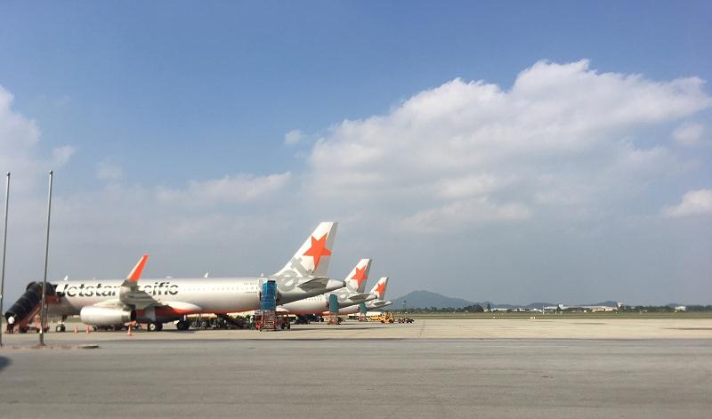 Jetstar Pacific mở 3 đường bay giữa Đà Nẵng và Vinh, Thanh Hóa, Phú Quốc