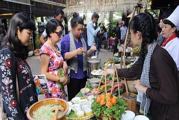 500 món ngon tham gia tại Liên hoan Ẩm thực Đất Phương Nam