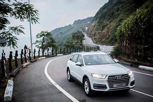 Audi thực hiện chương trình triệu hồi gần 200 xe Audi A7, A8, Q7 tại Việt Nam