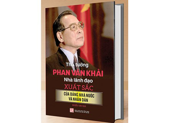 Hoàn thành sách về cố Thủ tướng Phan Văn Khải