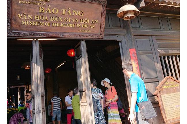 Hội An mở cửa tự do đón khách tham quan 5 bảo tàng trong ngày Quốc tế Bảo tàng