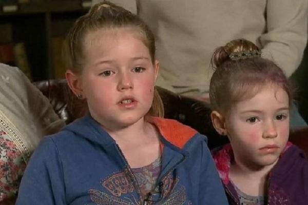Nhờ kỹ năng này, 2 bé gái sống sót sau 2 ngày đêm lạc trong rừng