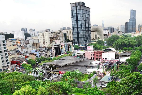 Chợ trong lòng đất đầu tiên tại Việt Nam tiếp tục hoạt động