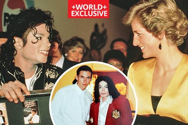 Michael Jackson từng 'yêu say đắm và muốn cưới Công nương Diana'?