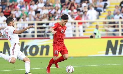 Việt Nam 0-2 Iran: Tiếc nuối cho Công Phượng và Quang Hải