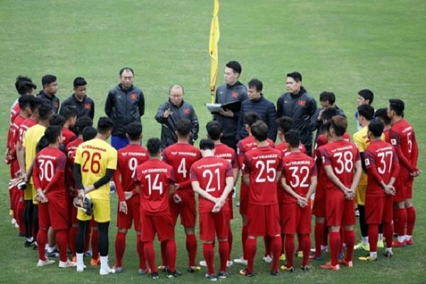Điểm mặt 23 cầu thủ Việt Nam dự vòng loại U23 châu Á 2020