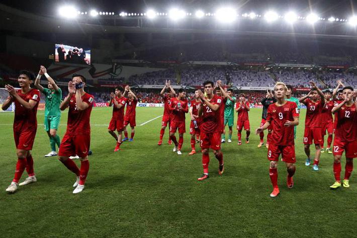Asian Cup: Tính điểm fair-play, Việt Nam vào vòng 1/8