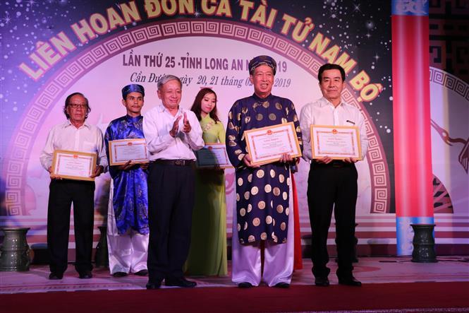 Liên hoan đờn ca tài tử Nam bộ 2019: TP.Hồ Chí Minh và Đồng Nai xuất sắc đoạt giải A