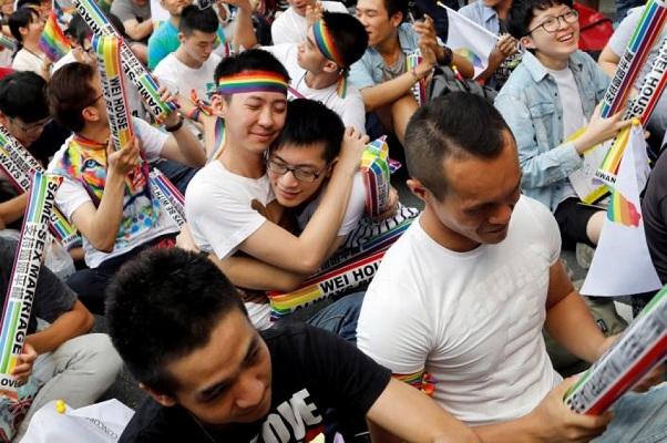 Nơi đầu tiên hợp pháp hóa hôn nhân đồng giới ở châu Á