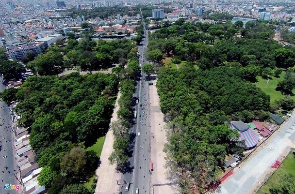 'Công viên an toàn giao thông' sẽ được xây dựng tại công viên Gia Định