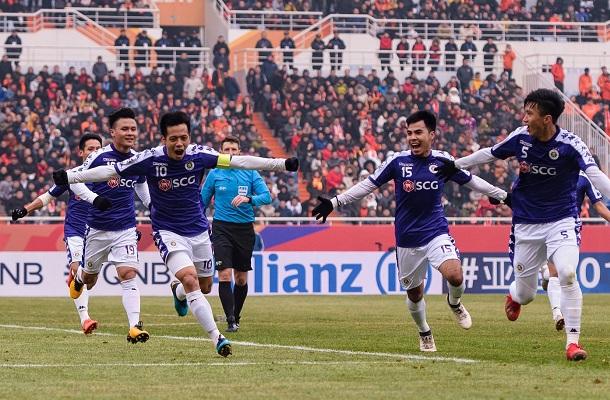 CLB Hà Nội và B.Bình Dương cùng vượt qua vòng bảng AFC Cup 2019