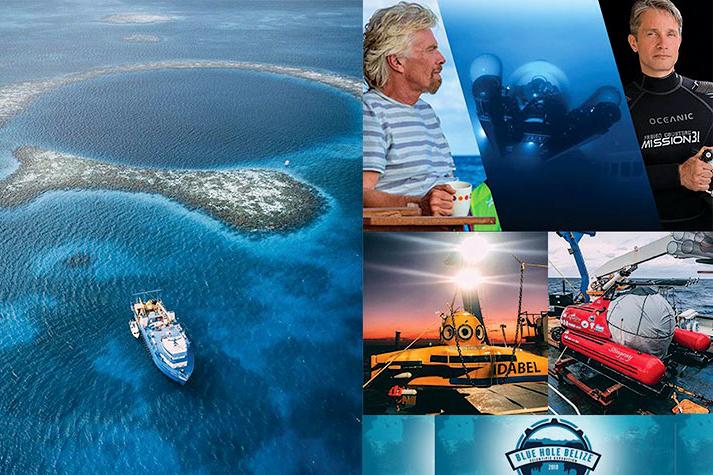Tỉ phú Richard Branson tham gia giải mã bí ẩn lớn nhất đại dương